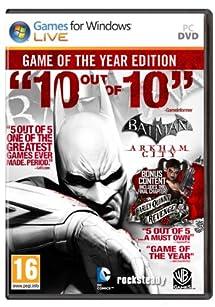 Batman Arkham City GOTY [Download]