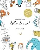 Illustration School - Let's Draw!, Sachiko Umoto, 1592539769