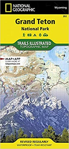 Grand Teton National Park (National Geographic Trails ... on devils tower map, olympic national park, beartooth mountains map, wind river range map, united states map, usa map, montana map, rocky mountain national park, california map, jackson hole, arches national park, redwood national park map, yellowstone national park, mesa verde national park, badlands national park, wyoming map, kings canyon national park map, bryce canyon map, sequoia national park map, grand canyon national park, denali national park and preserve map, glacier national park, amistad national recreation area map, teton crest trail map, idaho map, acadia national park, rocky mountains, devils tower national monument, sequoia national park, yellowstone map, teton range map, national mall and memorial parks map, yosemite national park, zion national park, teton range, teton fault map, snake river, bryce canyon national park, canyonlands national park,