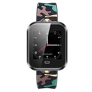 Amazon.com: JJJ Sports Watch Stopwatch Sports Smartwatch Men ...