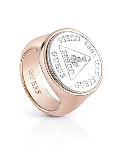 26b854542489 ANILLO GUESS UBR83051-54 MUJER JEWELLERY MONETA N 14  Amazon.co.uk   Jewellery