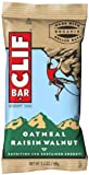 Clif Bar Oatmeal Raisin Walnut, 12 Bars For Sale