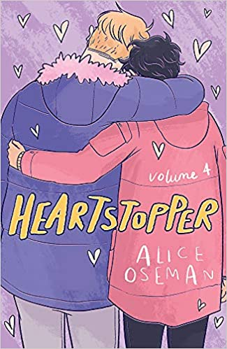 Heartstopper Volume 4 inglese