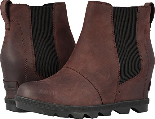 Sorel Women's Joan of Arctic¿ Wedge II Chelsea Cattail 7 B