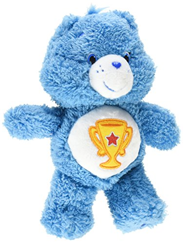 Just Play Care Bear Fluffy Friends Bean Champ -