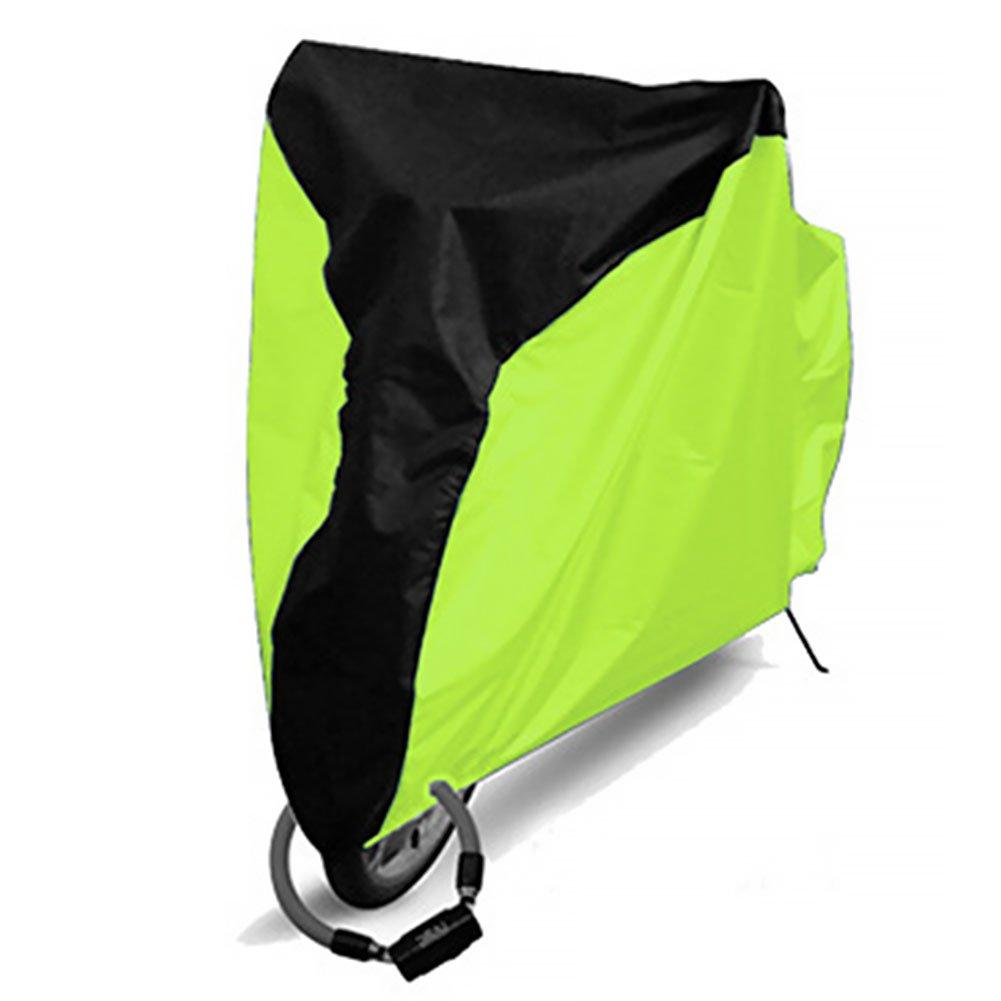 UxradG Bike cover, ciclo bicicletta pioggia impermeabile di tutte le condizioni atmosferiche resistente alla polvere protezione UV per bicicletta