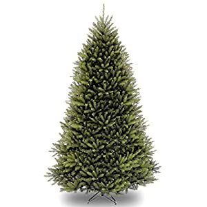 National Tree Dunhill Fir Hinged Tree 8