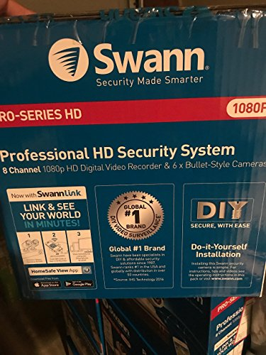 Swann pro series hd 8 channel 6 camera indooroutdoor wired 500gb swann pro series hd 8 channel 6 camera indooroutdoor wired solutioingenieria Images