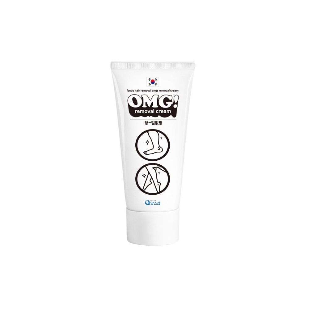 [Angs Shop] ANGS SHOP OMG Hair Removal Wax Cream 100g