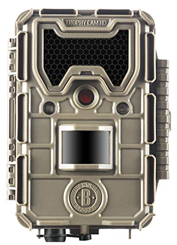 Bushnell 20MP Trophy Cam HD No Glow Trail Camera Brown (Best No Glow Trail Camera)