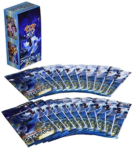 Pokemon Card XY Wild Blaze Booster Box ()
