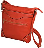 Patzino Exclusive Fashion Collection, Faux Leather Women's / Girls Cross Body Bag