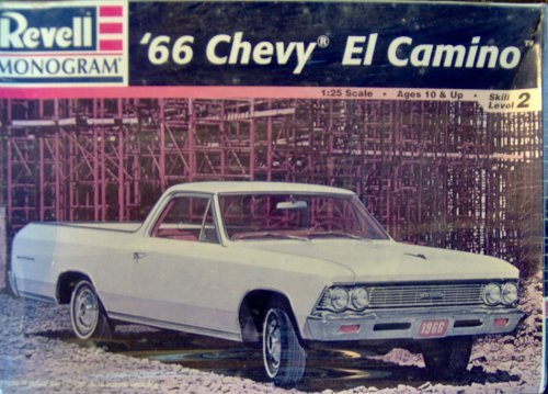Revell Monogram '66 Chevy El Camino Model ()