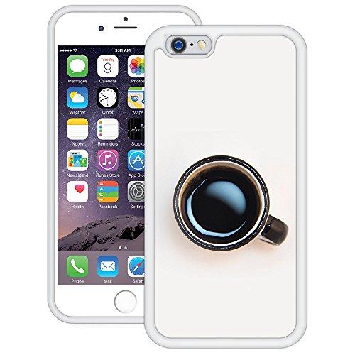 Coffecup   Handgefertigt   iPhone 6 6s (4,7')   Weiß Hülle
