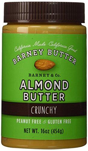 Barney Butter Crunchy Almond Butter - 16 oz Crunchy Almond Butter