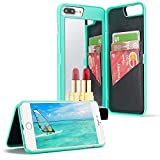 Best Wallet Cases With Cosmetics Mirrors - For iPhone 7 Plus/8 Plus Mirror Wallet Case Review