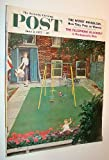 img - for The Saturday Evening Post, June 8 1957 - Our Neutral Friends the Austrians / How Swindlers Prey on Women / Jasper Park Lodge book / textbook / text book