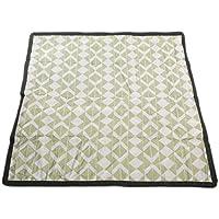 Little Unicorn Outdoor Blanket - Green Weave