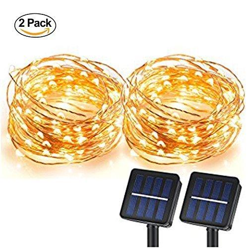 12 Led Star Christmas Solar Garden Lights in US - 7