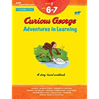 Deals on Curious George Adventures in Learning Grade 1 Paperback