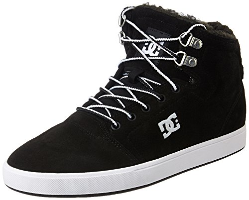 black High Wnt White Para Altas Crisis Negro Dc Zapatillas Niños Shoes tHzOvx
