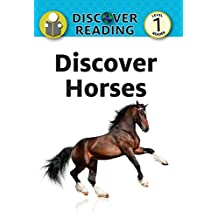 Discover Horses (Discover Reading)