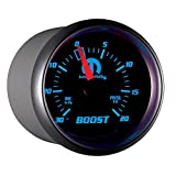 Auto Meter 880012 MOPAR Mechanical Boost/Vacuum Gauge