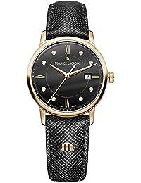 Eliros EL1094-PVP01-350-1 Wristwatch for women with genuine diamonds