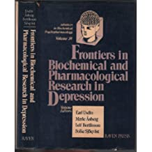 Frontiers in Biochemical and Pharmacological Research in Depression