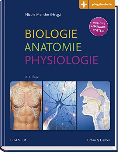 Biologie Anatomie Physiologie: mit www.pflegeheute.de - Zugang pdf ...