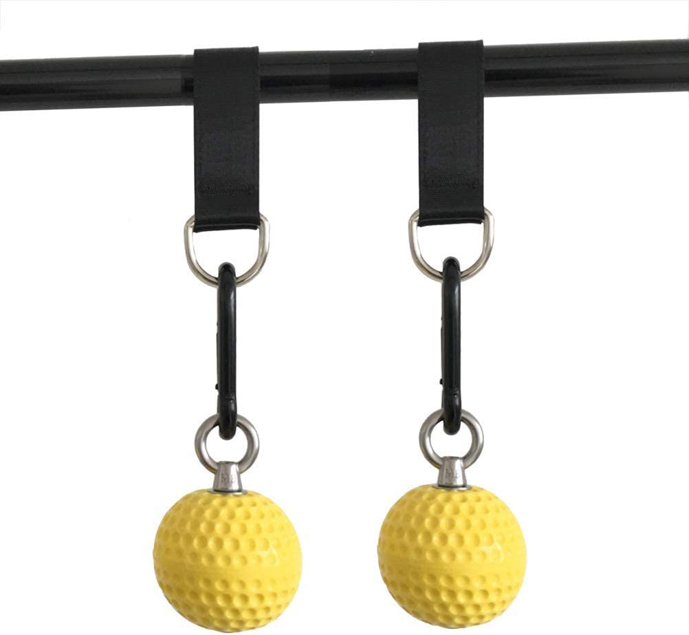 WINBST Cannonball Grips Entra/înement Cannon Ball avec Poignet Ball Pull Up Gym Equipment Training Power Ball Poign/ée Force Training Ball