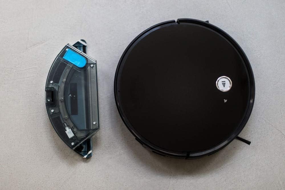 LIUCHANG Nettoyage Robot Aspirateur Robot Intelligent Aspirateur Professionnel Accueil APP sans Fil Intelligent, (Couleur: Noir) (Couleur: Noir) liuchang20 (Color : Black) Black