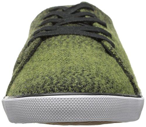 Woolrich Womens Strand Mode Sneaker Vert Ombre