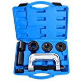DASBET 4 in1 Ball Joint Service Auto Tool Kit 2WD & 4WD Car Repair Remover Installer W/ Case