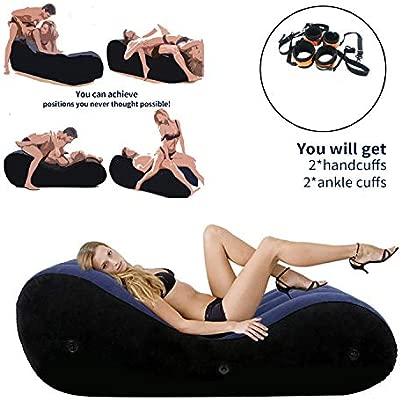 Sofá Inflable Multifuncional - Silla de Yoga reclinable ...