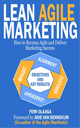 Amazon lean agile marketing how to become agile and deliver lean agile marketing how to become agile and deliver marketing succes by olajiga fandeluxe Images