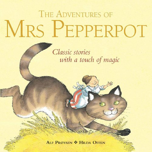 Book cover for Adventures of Mrs Pepperpot