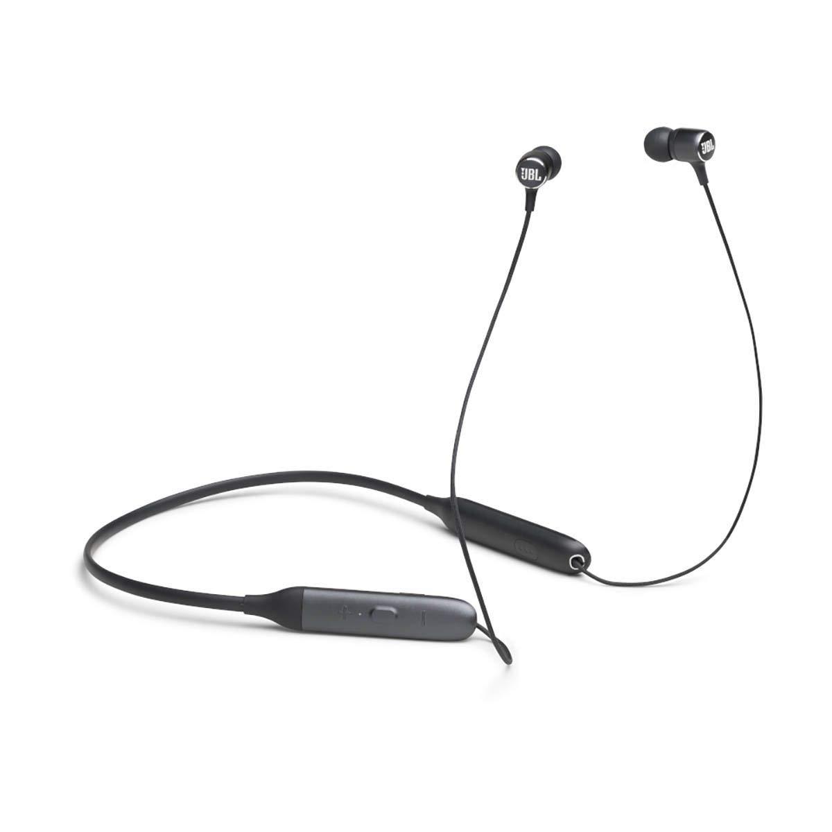 JBL LIVE 220 - In-Ear Neckband Wireless Headphone - Black