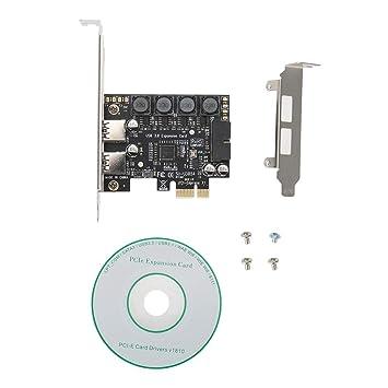 Tarjeta PCI-E a USB3.0, Tarjeta de Adaptador de expansión de ...