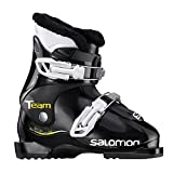 Salomon Jr Team Ski Boot Black / Black 21MP