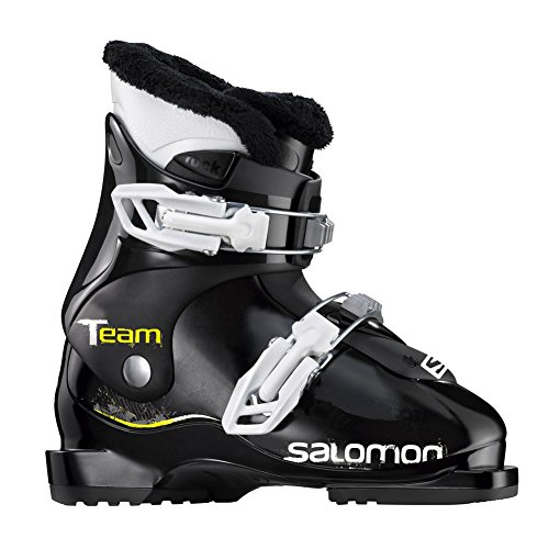 Salomon Jr Team Ski Boot Black / Black 21MP by L35460200