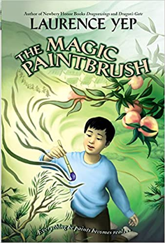 Amazon.com: The Magic Paintbrush (9780064408523): Laurence Yep ...