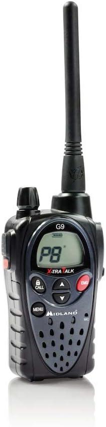 Midland G9 Plus Funkgerät C923 10 Wasserdicht Und Mit Elektronik