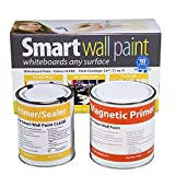 Magnetic & Whiteboard Paint 6m² / 65 sq ft - Clear