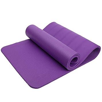 Amazon.com: WZHIJUN Yoga Mats 20mm Super Thick High Density ...