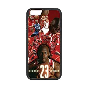 Custom High Quality WUCHAOGUI Phone case Super Star Michael Jordan Protective Case For Apple iphone 5 5s,