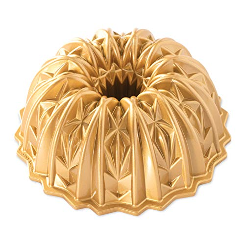 Nordic Ware Cut Crystal Bundt (Kitchen Non Stick Pan Of Crystal)
