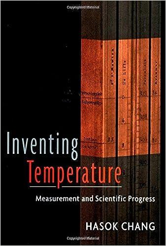 Ilmainen pdf-lataus e-kirjoja varten Inventing Temperature: Measurement and Scientific Progress (Oxford Studies in the Philosophy of Science) 0195171276 DJVU