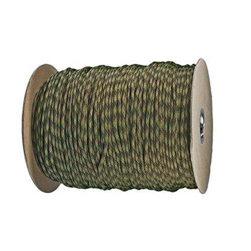 (PARACORD PLANET Paracord (50+ Colors) - 1,000 Foot spools - 250 Foot spools - 100 feet Hank )