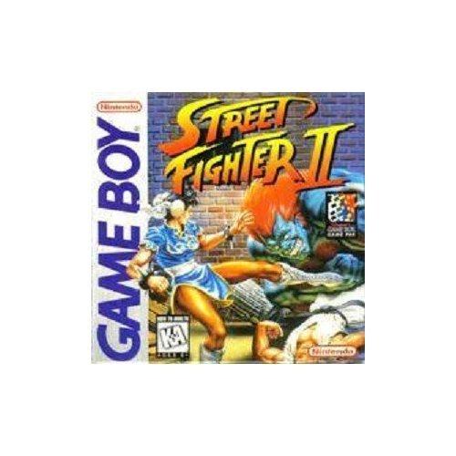 Street Fighter II Game Boy